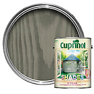 Cuprinol Garden shades Willow Matt Wood paint, 5L