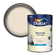 Dulux Natural wicker Matt Emulsion paint, 5L