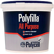Polycell Trade All purpose ready mixed filler 2kg