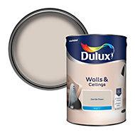 Dulux Gentle fawn Matt Emulsion paint, 5L