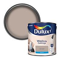 Dulux Neutrals Soft truffle Matt Emulsion paint 2.5L