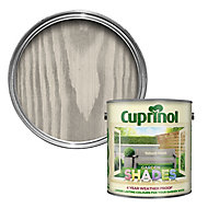 Cuprinol Garden shades Natural stone Matt Wood paint, 2.5L