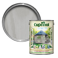 Cuprinol Garden shades Natural stone Matt Wood paint, 5L
