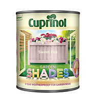 Cuprinol Garden shades Sweet pea Matt Wood paint, 1L