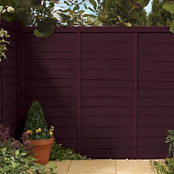 Collapsed How To Paint A Wooden Shed Or Fence