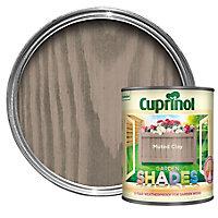 Cuprinol Garden shades Muted clay Matt Wood paint, 1L