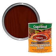 Cuprinol Softwood & hardwood Mahogany Furniture Wood stain, 0.75L