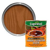 Cuprinol Softwood & hardwood Oak Furniture Wood stain, 0.75L