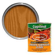 Cuprinol Softwood & hardwood Antique pine Furniture Wood stain, 0.75L