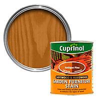 Cuprinol Softwood & hardwood Antique pine Garden furniture stain 0.75L