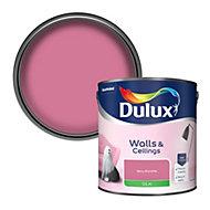 Dulux Berry smoothie Silk Emulsion paint, 2.5L