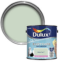 Dulux Easycare Bathroom Willow tree Soft sheen Emulsion paint, 2.5L