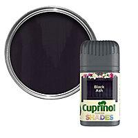Cuprinol Garden shades Black ash Matt Wood paint, Tester pot