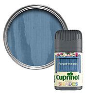 Cuprinol Garden Shades Forget me not Matt Wood paint 0.05L