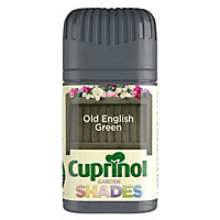 Cuprinol Garden shades Old English green Matt Wood paint