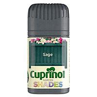 Cuprinol Garden shades Sage Matt Wood paint, Tester pot