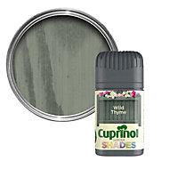 Cuprinol Garden Shades Wild thyme Matt Wood paint 0.05L