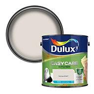 Dulux Easycare Kitchen Nutmeg white Matt Emulsion paint, 2.5L