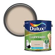 Dulux Easycare Kitchen Caramel latte Matt Emulsion paint, 2.5L