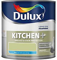 Dulux Kitchen Melon sorbet Matt Emulsion paint 2.5L