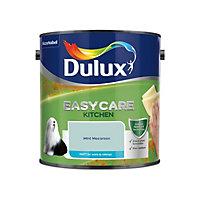 Dulux Easycare Kitchen Mint macaroon Matt Emulsion paint, 2.5L