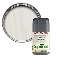 Cuprinol Garden shades Pale jasmine Matt Wood paint, 0.05L