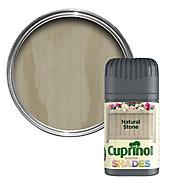 Cuprinol Garden shades Natural stone Matt Wood paint, 0.05L