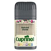 Cuprinol Garden shades Natural stone Matt Wood paint, 50 Tester pot