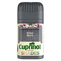 Cuprinol Garden Shades Silver birch Matt Wood paint 0.05L
