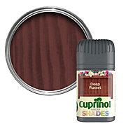 Cuprinol Garden Shades Deep russet Matt Wood paint 0.05L