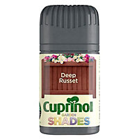 Cuprinol Garden shades Deep russet Matt Wood paint