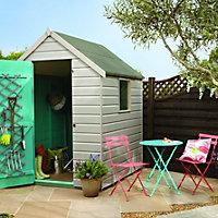 Cuprinol Garden shades Beach blue Matt Wood paint, 0.05L