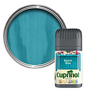 Cuprinol Garden Shades Beach blue Matt Wood paint 0.05L