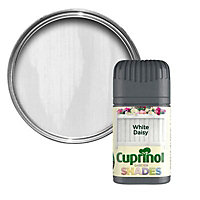 Cuprinol Garden shades Daisy white Matt Wood paint