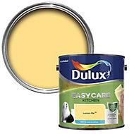 Dulux Easycare Kitchen Lemon pie Matt Emulsion paint, 2.5L