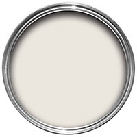 Dulux Once Jasmine white Matt Emulsion paint 2.5L