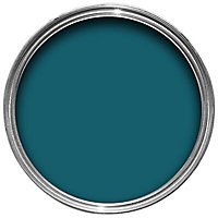 Dulux Once Teal tension Matt Emulsion paint 2.5L