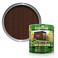 Cuprinol Ultimate Country oak Matt Garden wood preserver 4L