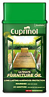 Cuprinol Ultimate Clear Furniture oil 1L