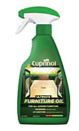 Cuprinol Ultimate Clear Furniture oil 0.5L