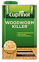 Cuprinol Clear Woodworm killer, 1L