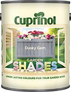 Cuprinol Garden Shades Dusky gem Matt Wood paint 1L