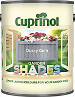 Cuprinol Garden shades Dusky gem Matt Wood paint, 1L