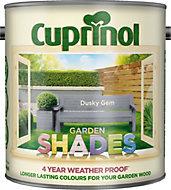Cuprinol Garden Shades Dusky gem Matt Wood paint 2.5L