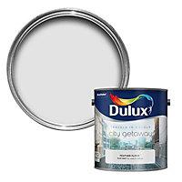 Dulux Travels in colour Feather flock grey Flat matt Emulsion paint, 2.5L