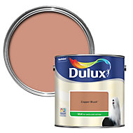 Dulux Copper blush Silk Emulsion Paint 2.5L
