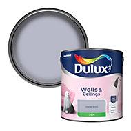 Dulux Lavender quartz Silk Emulsion paint, 2.5L