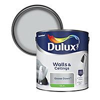 Dulux Goose down Silk Emulsion paint 2.5L