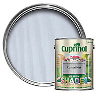 Cuprinol Garden shades Coastal mist Matt Wood paint, 5L
