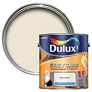 Dulux Easycare Natural calico Matt Emulsion paint 2.5L